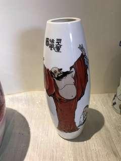 Chinese vase eggshells
