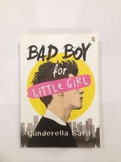 Bad Boy for Little Girl by Cinderella Sarif