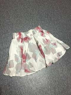 Floral Skirt #july100