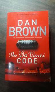 The Da Vinci Code -- Dan Brown