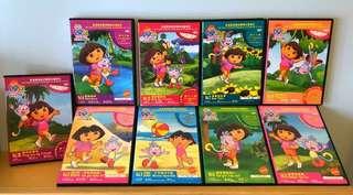 🈹$150/9隻Dora DVD