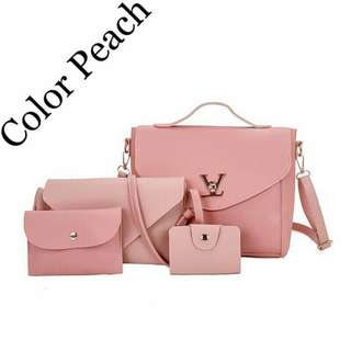 Bag 4 in 1 300 only