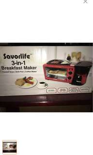Breakfast Maker 3 in 1