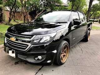 Chevrolet Colorado  2.5 M/T Thai