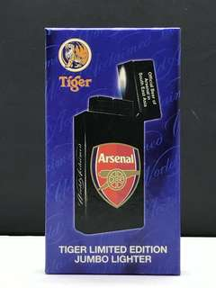 TIGER BEER LIMITED EDITION JUMBO LIGHTER
