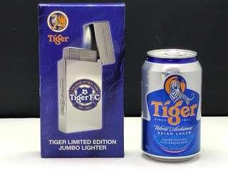 Tiger Beer Limited Edition Jumbo Lighter