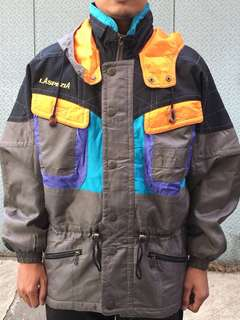 Jaket waterproof