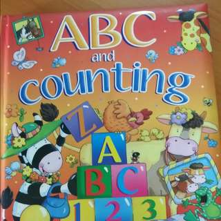 VALUE BUY BRAND NEW ABC & COUNTING