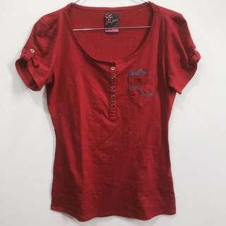 Lee Pipes shirt