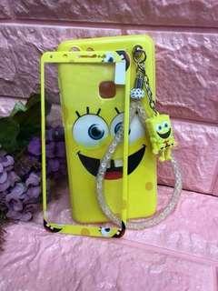 Sponge Bob Case with Tempered