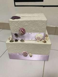 Wedding angpow box | red packet box
