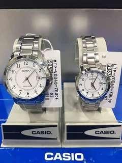 Authentic Casio Couple