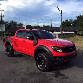 Ford Ranger T6 2.2 Thai