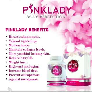 Authentic Pink Lady Body Perfection