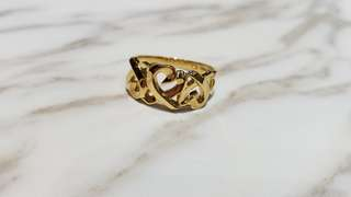 18K gold Tiffany Ring