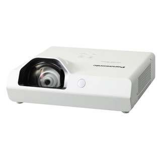 Used Panasonic PT-TX410 Ultra Short throw LCD projector 3800 Lumens