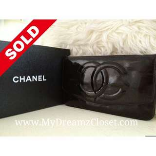 Sold Chanel Wallet 12