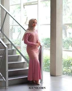 Dress Hawa Kurung by Alunicorn