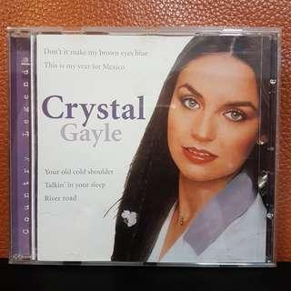 CD》Crystal Gayle