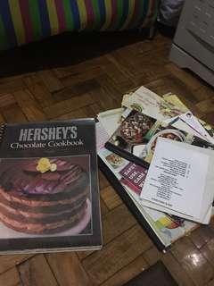 1989 Hershey's chocolate cookbook