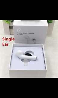 Brand New Single Wireless Bluetooth Earphone