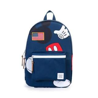 Herschel Supply Co. x Disney Settlement Backpack - Mickey Mouse Navy