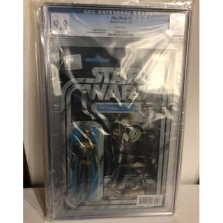 CGC 9.8 Star Wars #5 C-3PO Figure Variant by John Tyler Christopher