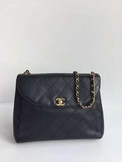 Chanel Soft Calf Vintage Shoulder Bag
