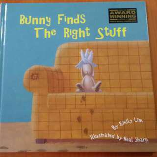 VALUE BUY Bunny Finds The Right Stuff