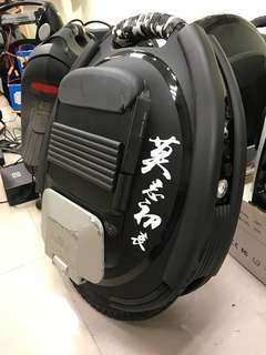 Gotway Tesla 電動獨輪車 單輪車