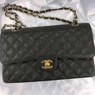 Chanel classic flap bag 25cm