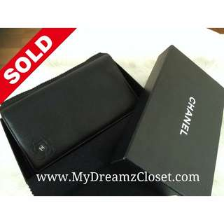 Sold Chanel Wallet 13