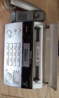 Panasonic fax 机70%new 100%work