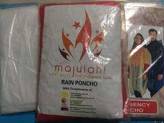 Cheap $1 Ponchos