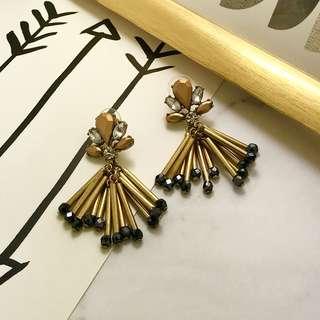 Aiglante Antique Statement Earrings