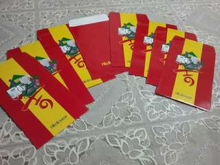 Red Packet, Teleshop