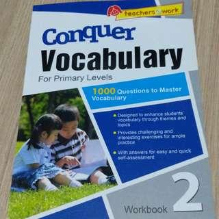 P2 vocabulary