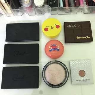 makeup declutter