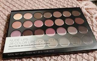 BH cosmetics Nude Lips Palette