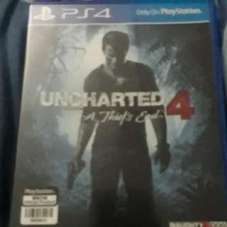 Uncharted 4(PS4)