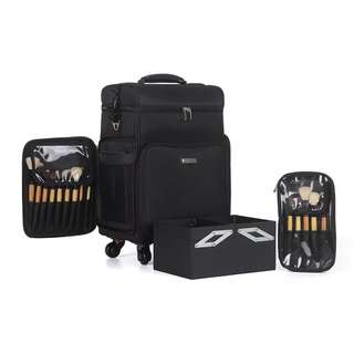 Makeup luggage