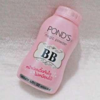 Ponds Magic Powder #maudecay