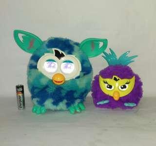 Hasbro Furby Boom Free Mini One Function