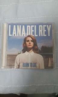 🚚 Lana Del Rey - Born to Die