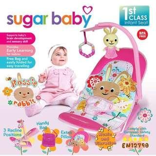Sugar Baby Infant Seat Kursi Duduk Bayi