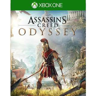Xbox One Assassin's Creed Odyssey Preorder