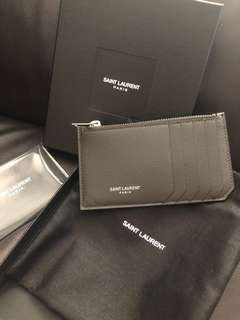 全新代訂 YSL Saint Laurent Card Holder