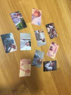 bts ezlink card sticker
