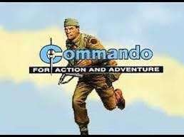 🚚 Wanted: Commando Comic