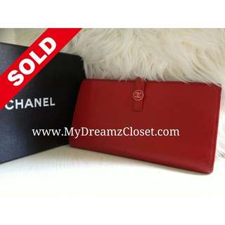 Sold Chanel Wallet 15